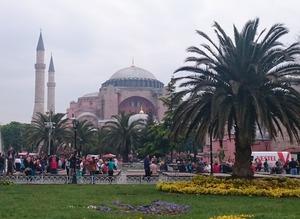 アヤソフィア大聖堂