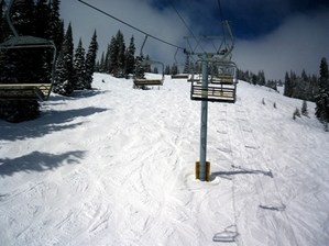 crystal chairlift