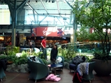 Vancouver airport green space