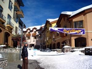 main village