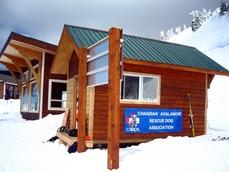 patroll hut