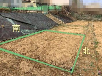 区民農園 2020.02.15