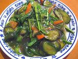 茄子味噌炒め2014.09.10.jpg