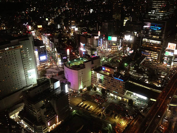 渋谷駅周辺2015.11.25