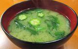 ニラの味噌汁2013.09.29