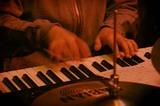 ライブピアノ