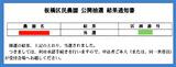 区民農園当選2013.02.21