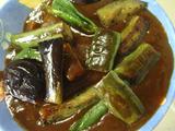 夏野菜カレー2011.07.31