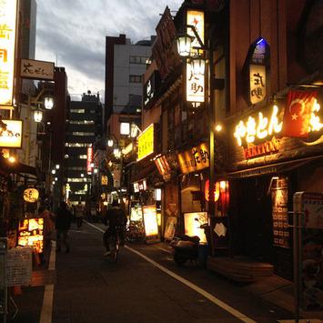 新宿裏通り52014.12.25