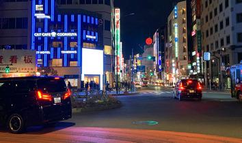 新宿3丁目2020.01.19