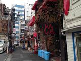 新宿裏通り2013.12.26