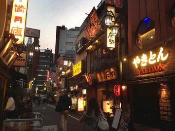 新宿裏通り2015.11