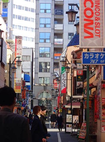 新宿3丁目2018.01.07