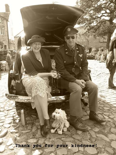Moffy in 1940's