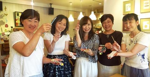 NHK撮影2016年6月10日@SONGBOOKCaf'e
