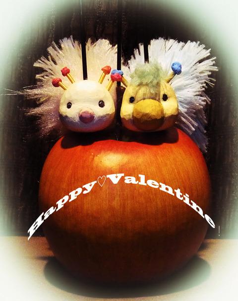 Happy Valentineビネットロモ