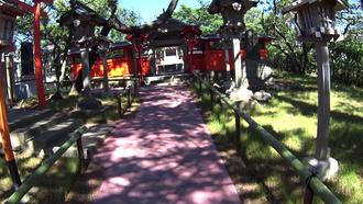 高山稲荷神社11