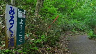 弥勒の滝 (7)