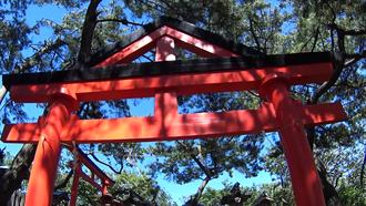高山稲荷神社10