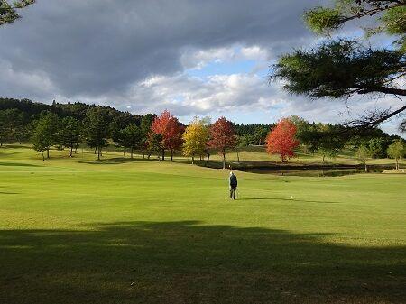 ゴルフ10月DSC00482