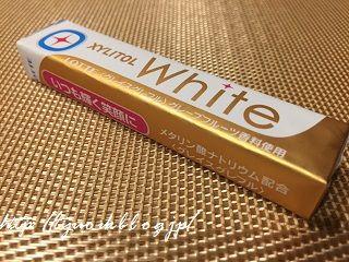 キシリトールホワイトがパッケージとフレーバーをリニューアル♪