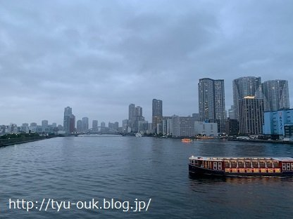 東京湾納涼船 2019