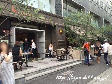 モエ6杯までいけちゃいました~!(>▽<)♪ ~有楽町「6th by ORIENTAL HOTEL」