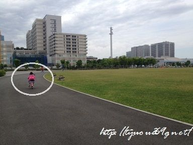 それゆけこどもの日…! ~自転車で有明&お台場大遠征!