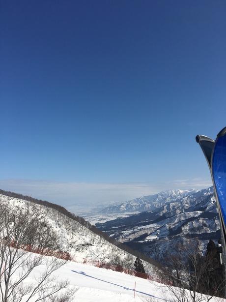 スキーに行ってました ~日帰りで新潟へ