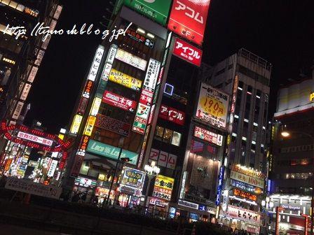 初めて夜の歌舞伎町を1人で歩きました! ~お土産は「やきとりセンター 新宿歌舞伎町店」で♪
