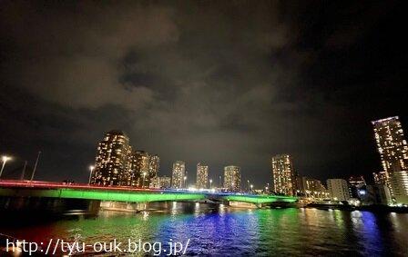 パラリンピックな街の風景