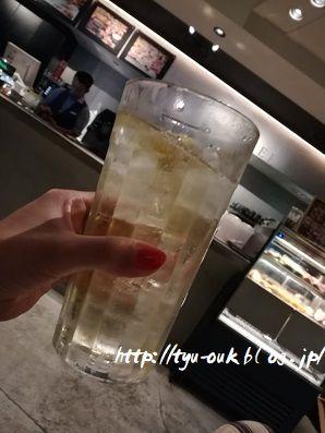 カフェでちょい飲み♪ ~銀座「プロント 東銀座店 (PRONTO)」