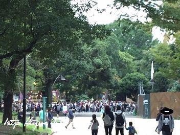10月10日は上野動物園へ♪ ~そしてアメ横食べ歩き