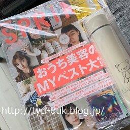 雑誌付録買い ~「スプリング8月号増刊」セブンイレブン