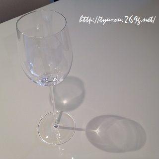 *ル・ノーブルから ~究極のワイングラス「ル・ヴァン」