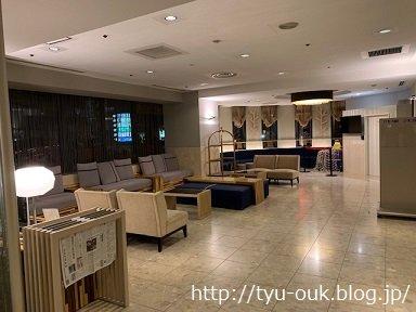名古屋「モンブランホテル」に宿泊
