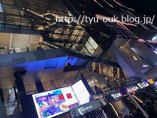 12月5日OPEN!「東急プラザ渋谷」のオープニングレセプションパーティーにお邪魔させていただきました