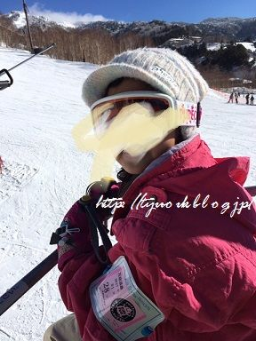 午前4時 スキーに発つ…!