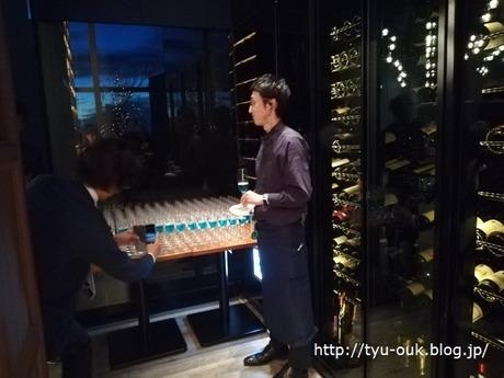 東京スパフェス オープニングイベント 『100 Sparkling meets MEATS』