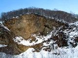 三角山溶岩