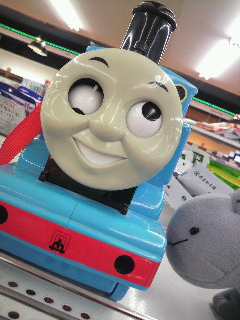 【キャラクター】スーパーにあるトーマスがキチってる