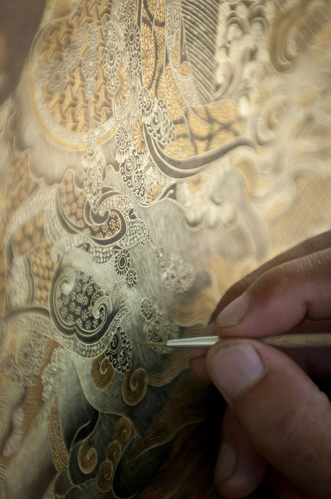 【文化】伝統工芸のすばらしさ…手作業のクオリティ