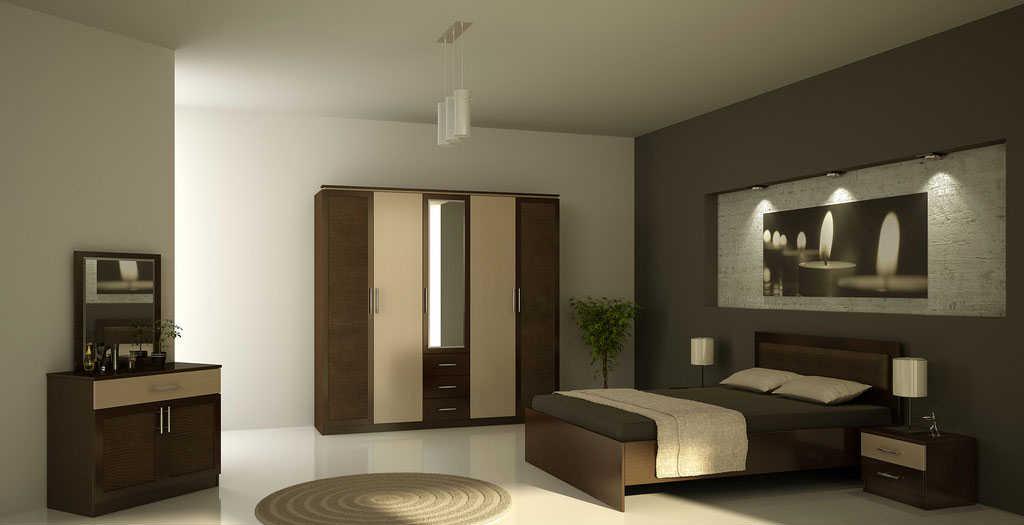 for Matrimonial bedroom design
