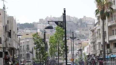 ヨルダン*アンマン城と考古学博物館
