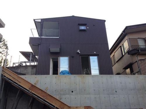 藤崎町の家間もなく竣工です