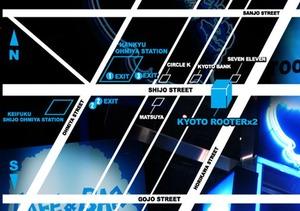 ライブハウス地図