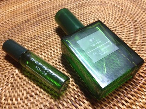 【無印良品の天然香水】ハーブをまとっているような☆癒しの香りにハマってます!