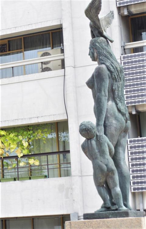 2020-09-06市庁舎&母子像