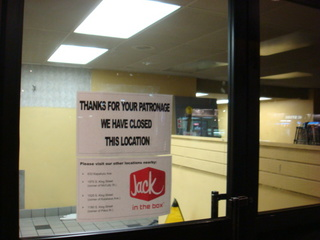 Old Jack in the Box Waikiki