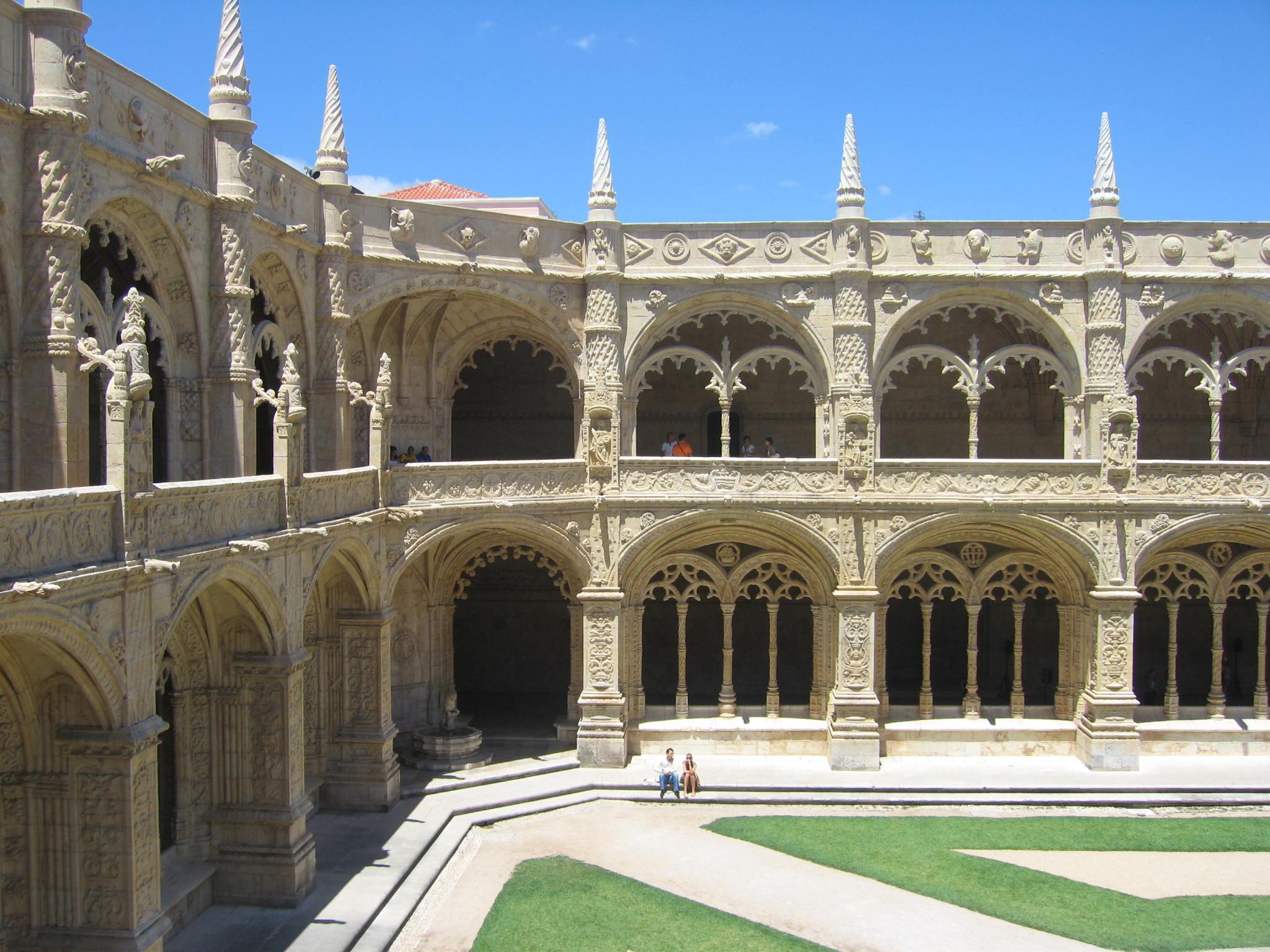 ジェロニモス修道院の画像 p1_39